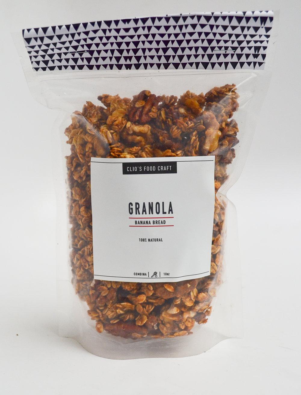 BANANA BREAD - Q.80   10oz