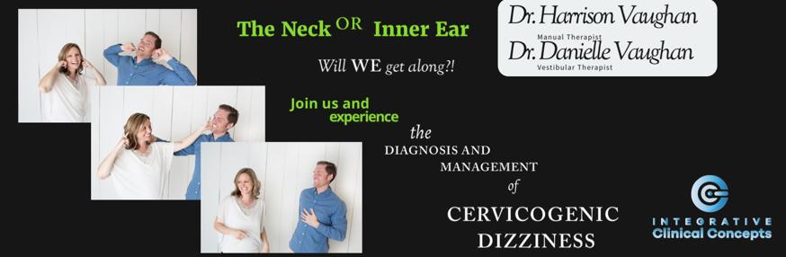 Cervicogenic Dizziness, Cervical Vertigo, BPPV, Neck pain and Dizziness, Sensorimotor Training