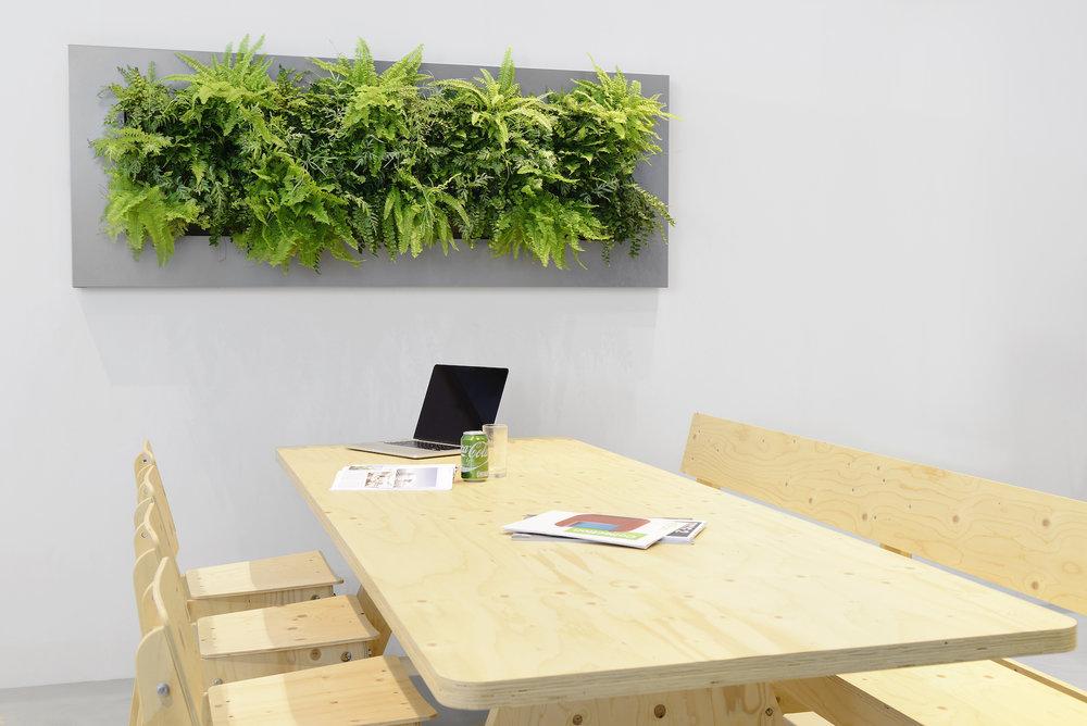 Living Wall Art - Interior Design