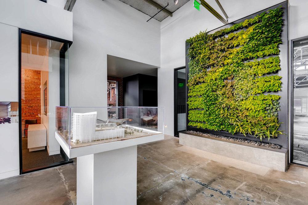 Indoor Plant Design