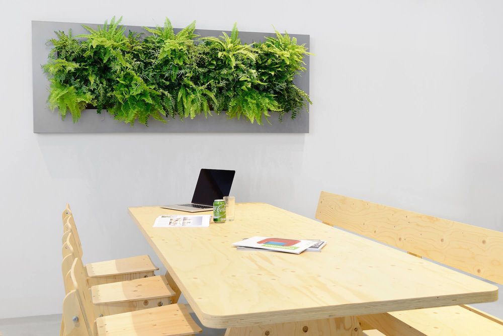 Living Wall Art - Interior Design