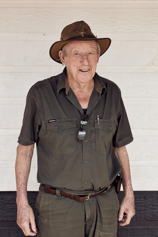 Tony Long - Retired Gold Miner Meekatharra