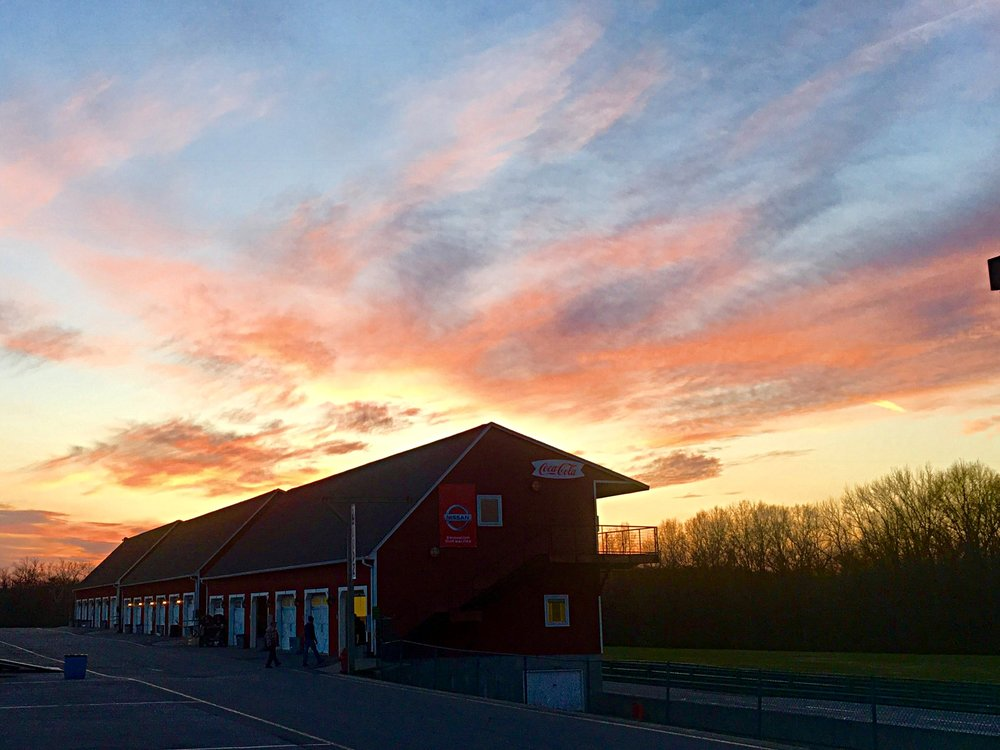 VIR garage sunset.jpg