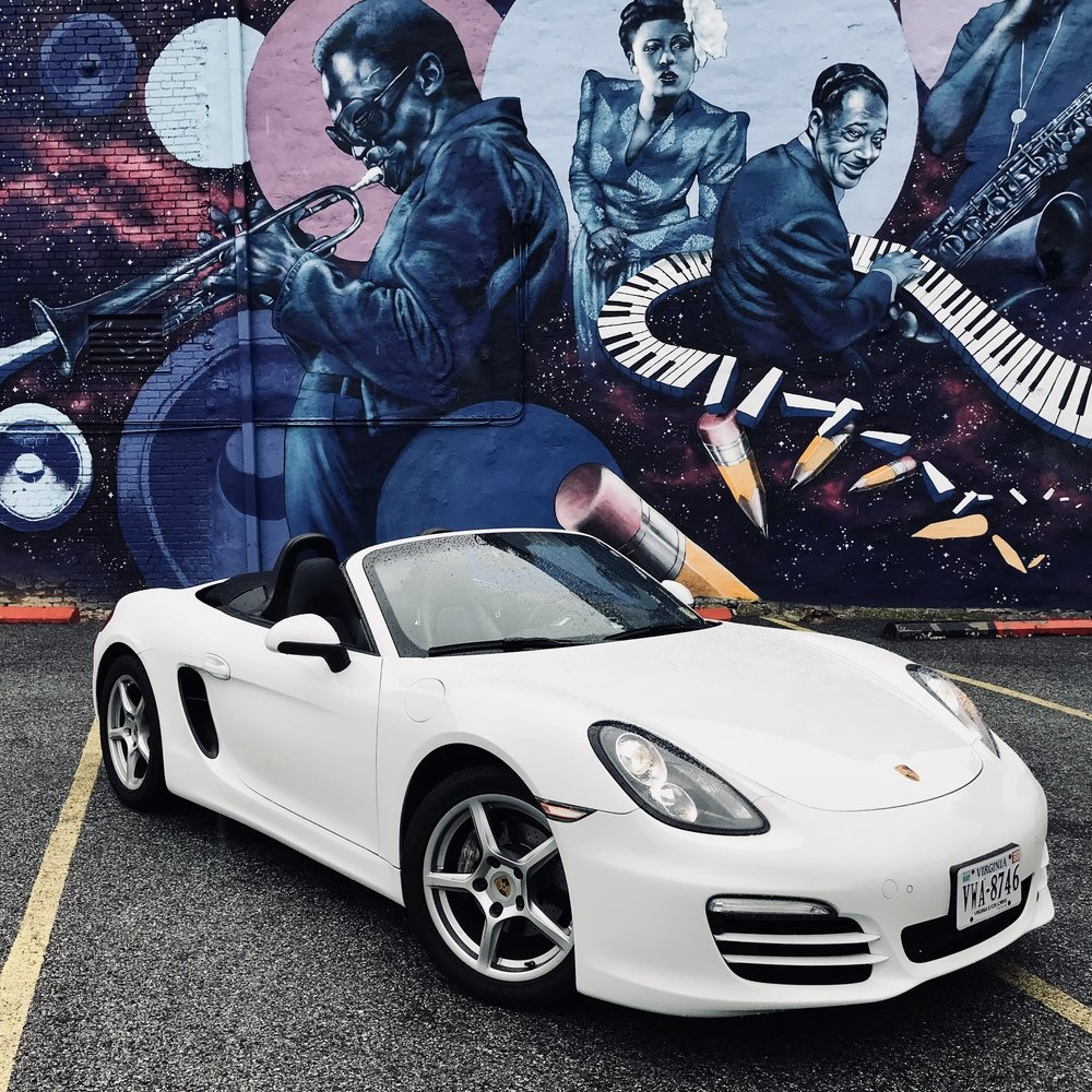 Porsche Boxster    6 points