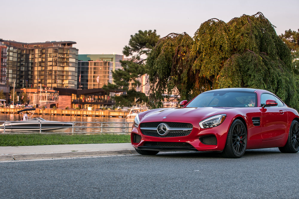 Mercedes-Benz AMG GTS    20 points