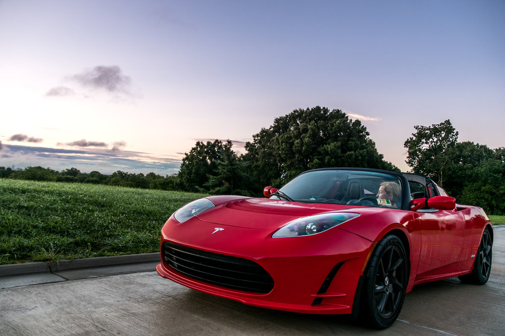 Tesla Roadster 2.5    10 points