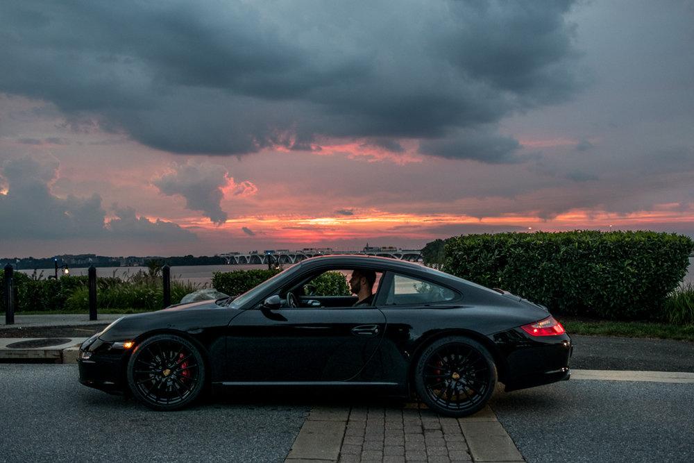 911 Drive Society sunset Wilson Bridge.jpg