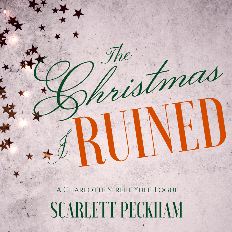 Are you looking for the *secret* Christmas epilogue? - The Christmas I Ruined is available exclusively to newsletter subscribers.