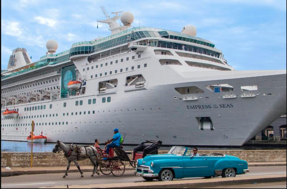 CUBAN CRUISE VACATION. 2-17-2019.