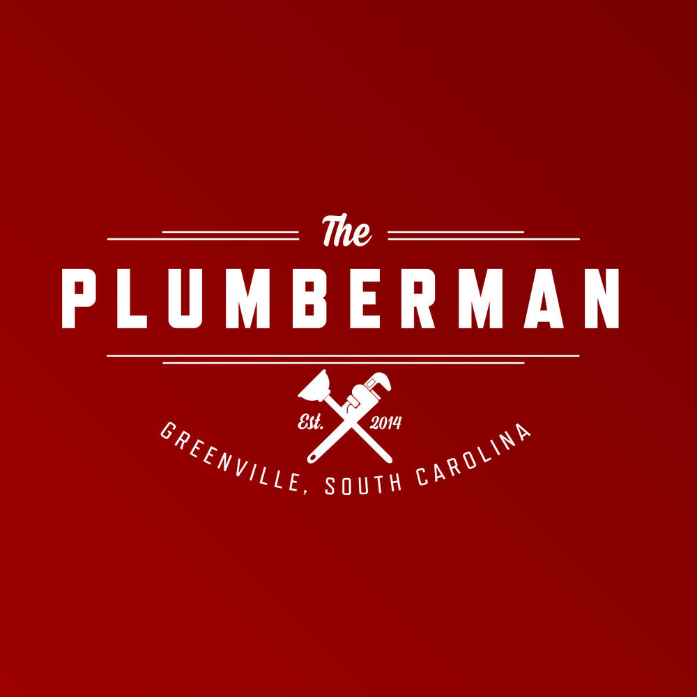 Website & Logo<strong> The Plumberman</strong>
