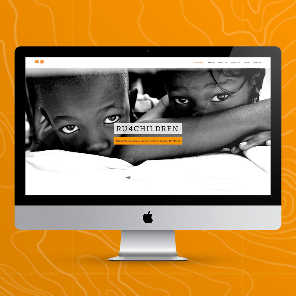 Website<strong> RU4Children</strong>