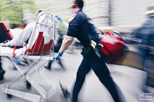 Some days you run calls from the start of your shift until long after dark... You forget about eating, replying to texts, or doing anything more than trying to keep somebody alive!  To every one of you fast paced first responders who can relate, thank you! We appreciate the hustle.