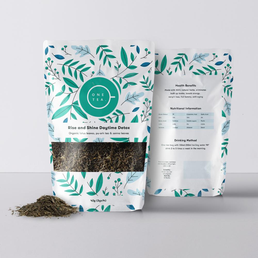 One Tea Packaging