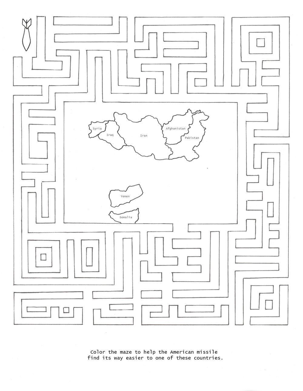 Drawing by Mart Paadik and Bita Razavi