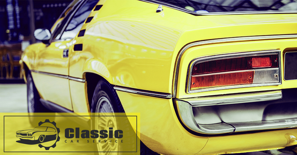 How Can You Preserve the Value of Your Classic Car? — AA Muffler ...