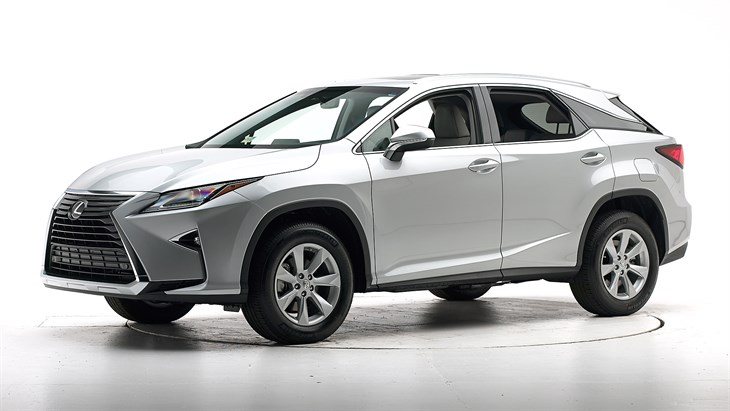 2018 Lexus RX - with specific headlights
