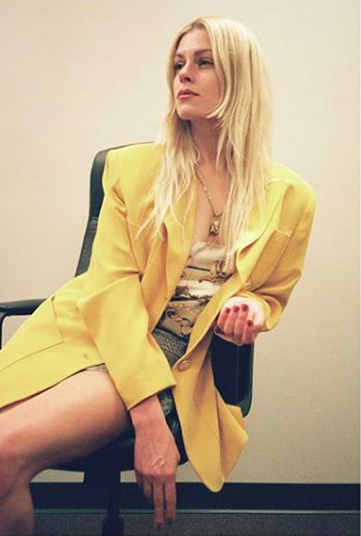 Nicolette is a writer, model and realtor based in Hamtramck, MI