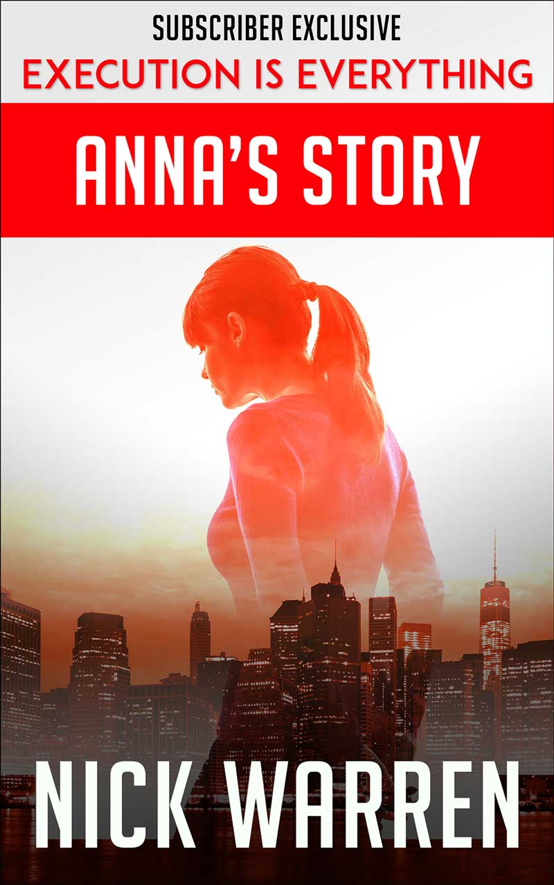 Anna's Story  (Subscriber Exclusive)