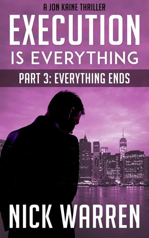 Review Part 3: Everything Ends on Amazon