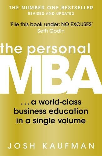 The Personal MBA. Get it on Amazon.