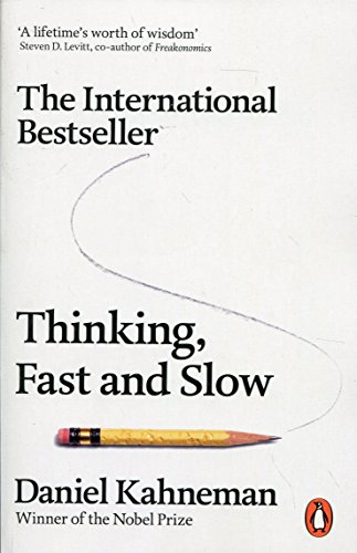 Thinking Fast and Slow. Get it on Amazon.