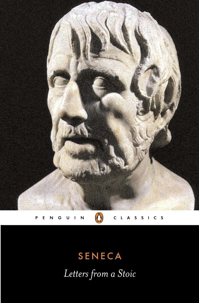 Letters from a Stoic.  Don't be fooled by the statues. These guys are alive. Get it on Amazon.