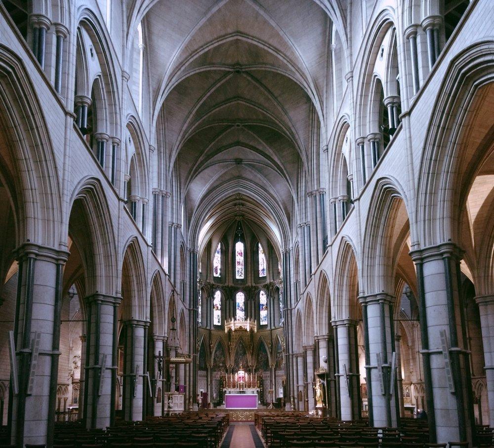 St James' Church, Spanish Place, Marylebone