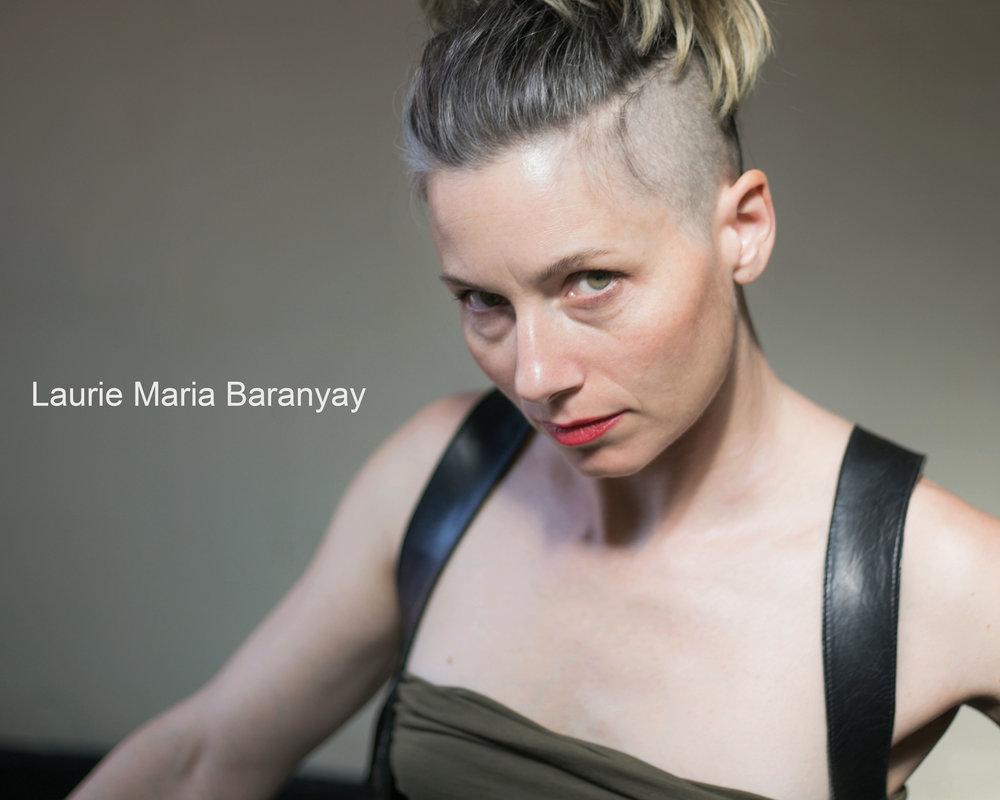 Laurie Baranyay pantyhose