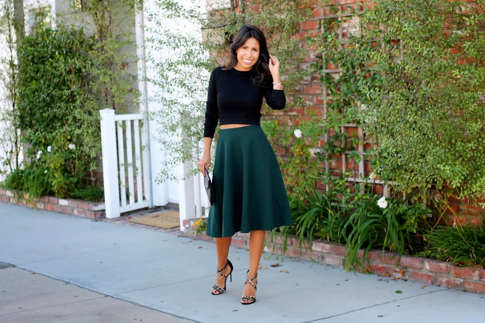 Midi Skirts for the Holidays — Everyday Pursuits