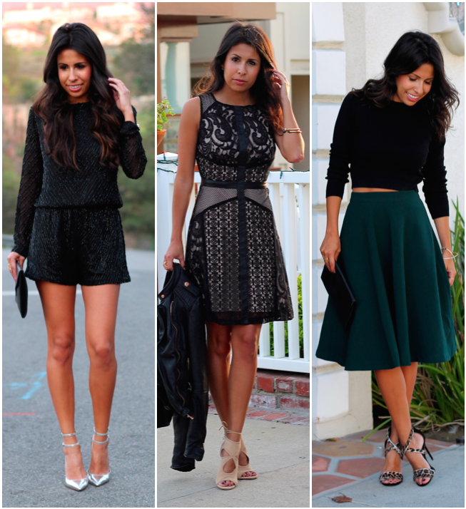 what to wear on Christmas, Holiday Style, Holiday Outfits, Pursuit of Shoes, - 9 Holiday Outfit Ideas €� Everyday Pursuits