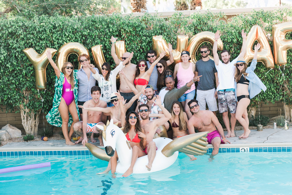 Pool Party Ideas How To Throw 30th Birthday Funboy Floats