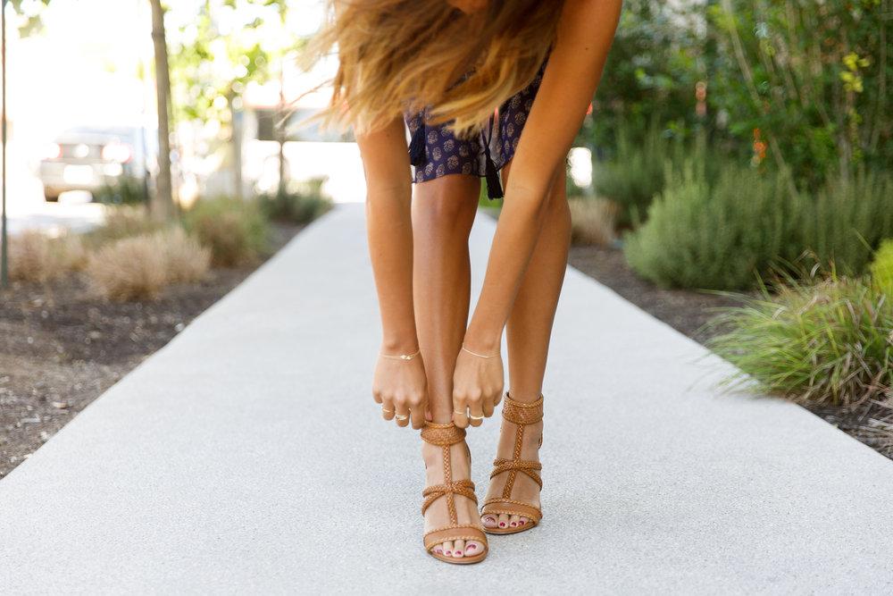 sam edelman heels for summer. what is stitch fix, first stitch fix box, everyday pursuits