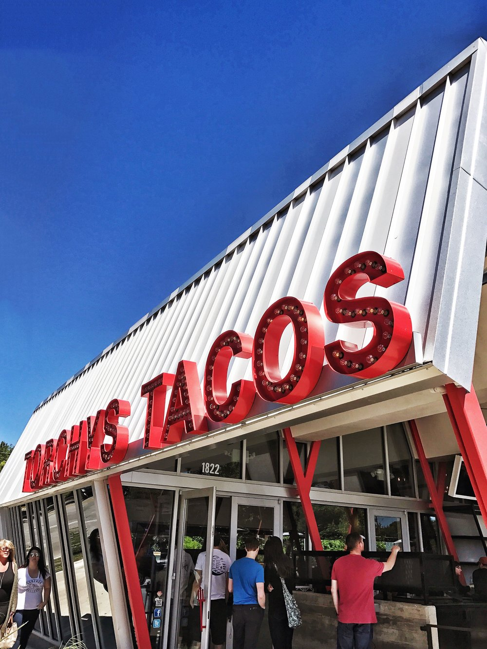 Torchy's Tacos in Austin, Texas