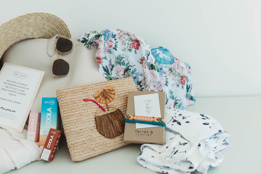 Amazing gift bags!