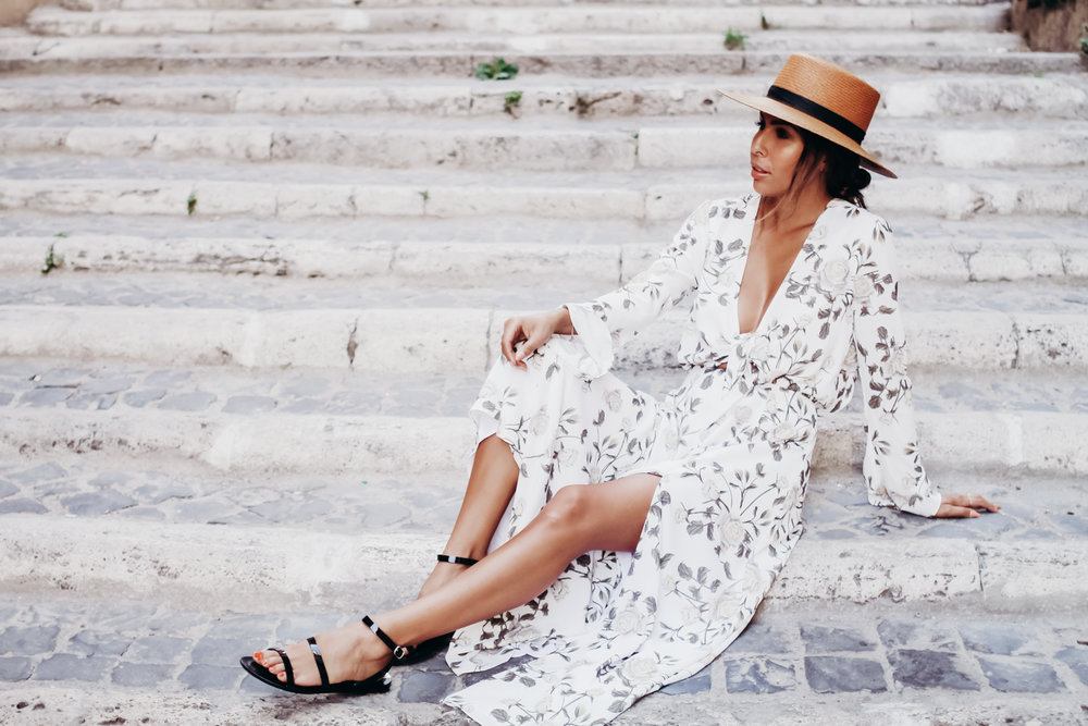 what to wear in rome, packing for italy, summer outfit for europe