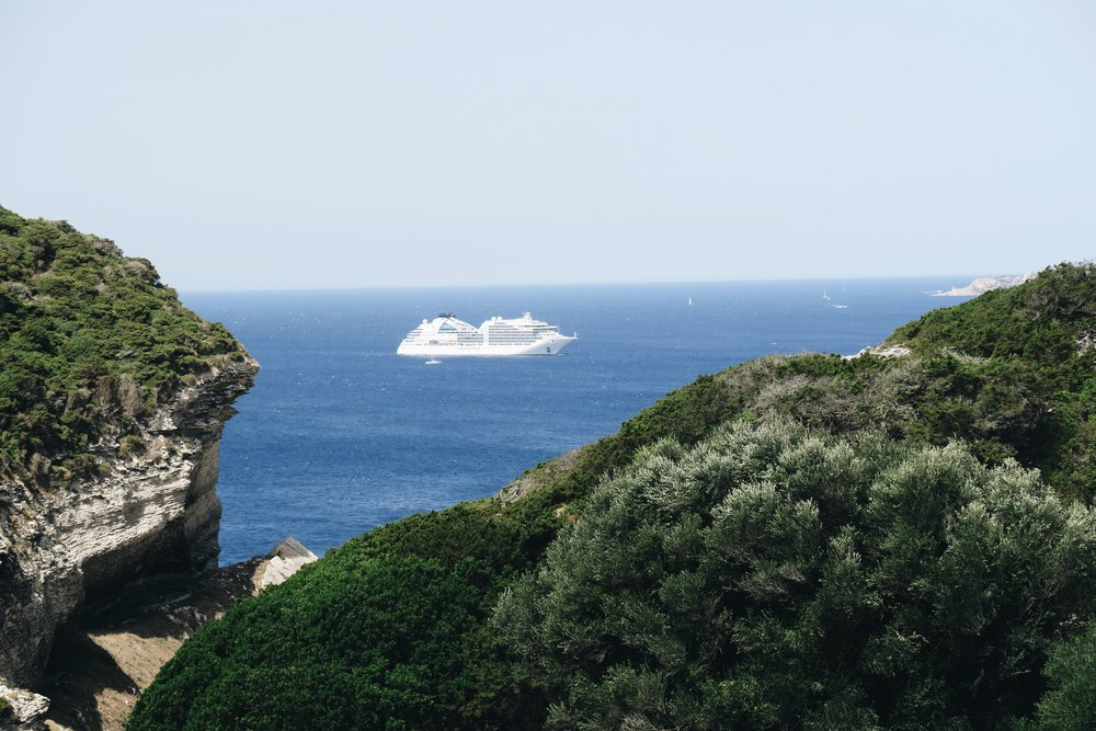 Seabourn Cruise at Corsica Port, Everyday Pursuits, #Pursuigoescruising