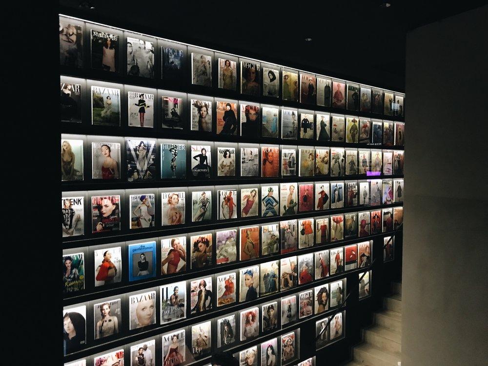 Dior Museum, Paris