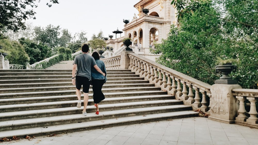 Parc de la Ciutadella - Everyday Pursuits Engaged!