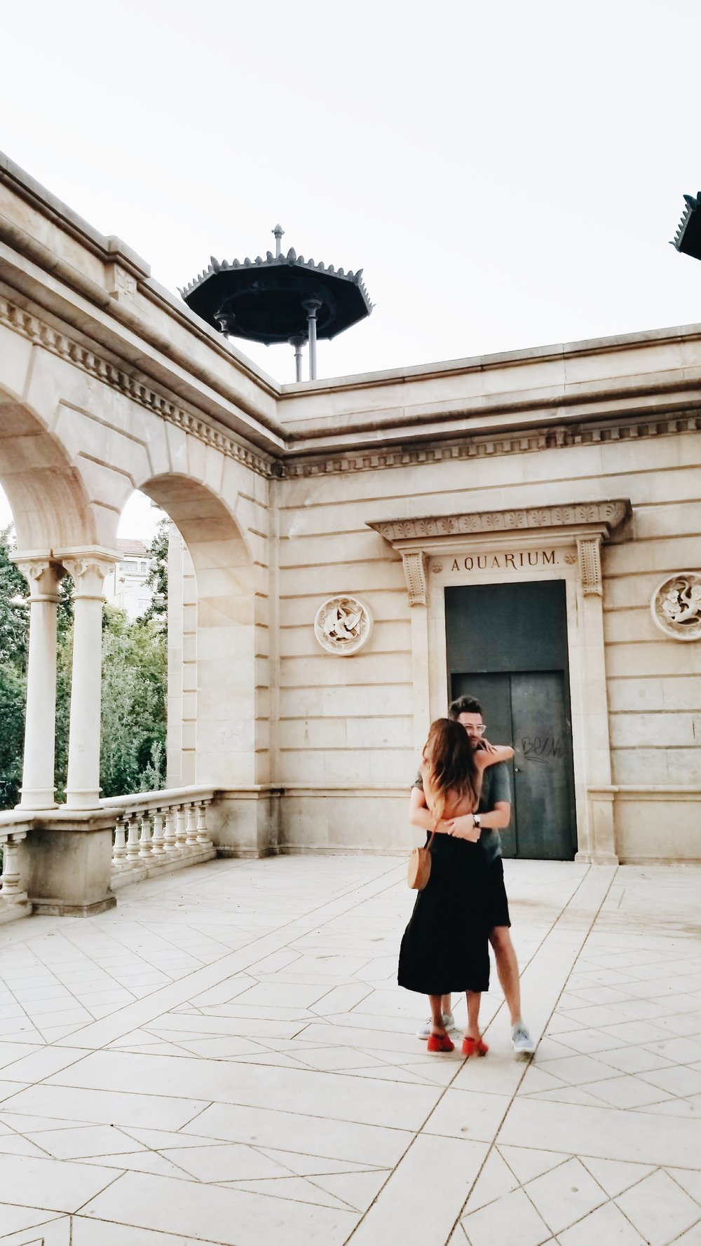 Everyday Pursuits Engagement in Barcelona: Ashley + Andy