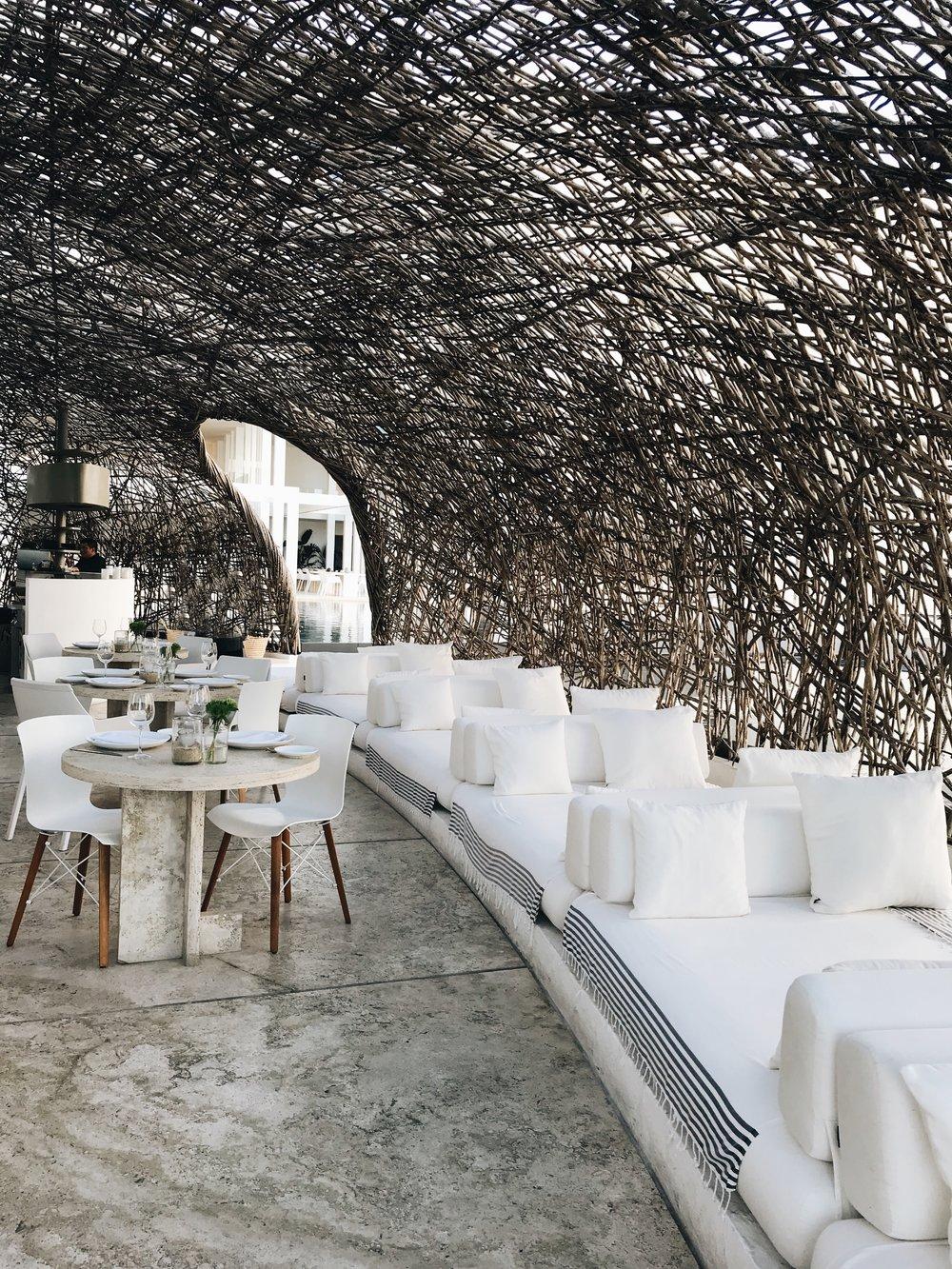 Mar Adentro Nest - Los Cabos Hotel + Restaurant