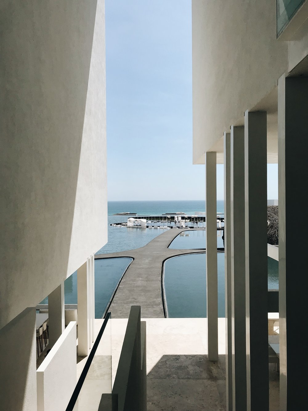 Lobby View at Mar Adentro Los Cabos - Where to stay in Los Cabos