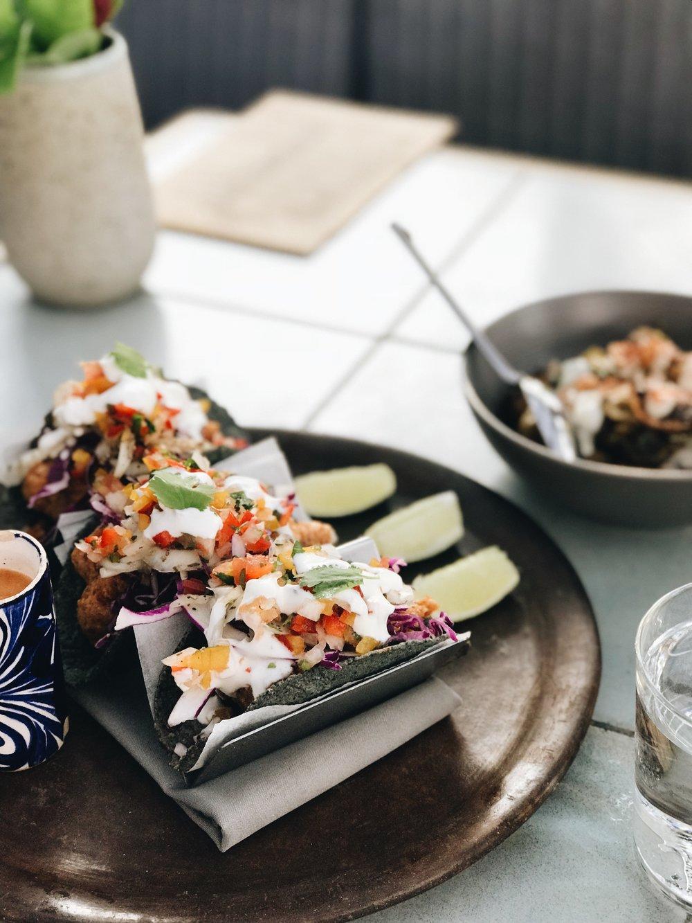 ACRE Baja Fish Tacos - Los Cabos Restaurant