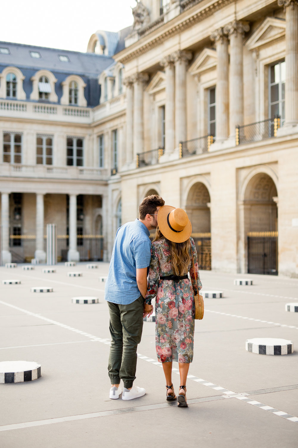 Everyday Pursuits in Paris: Ashley + Andy