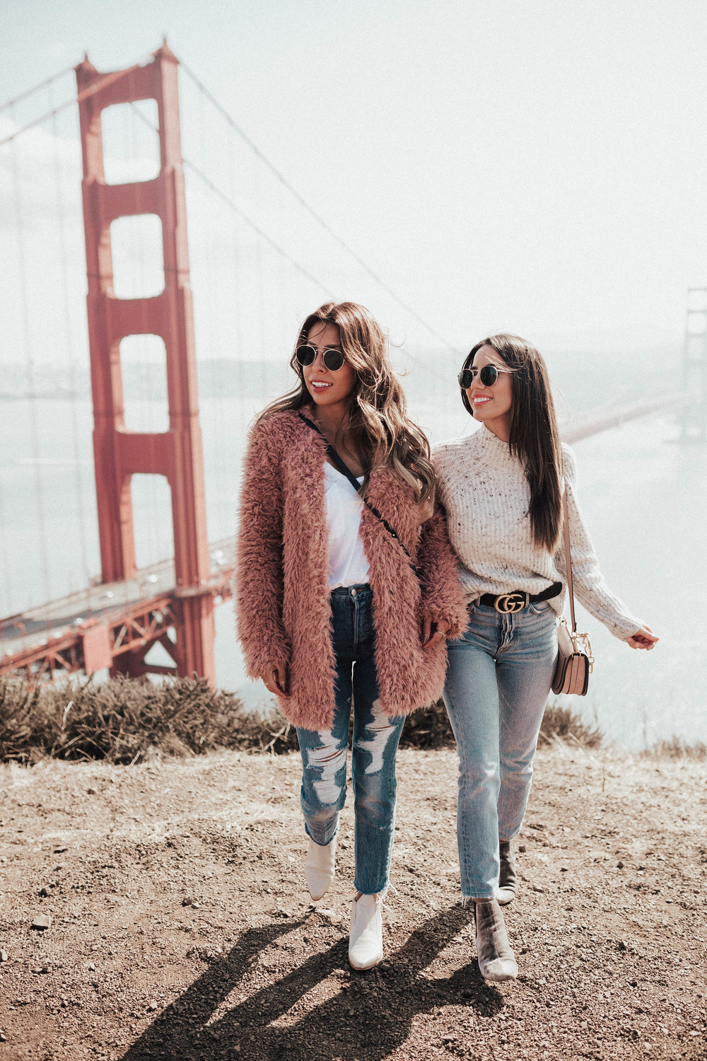 what to do in San Francisco, where to go for Golden Gate Bridge Lookout point
