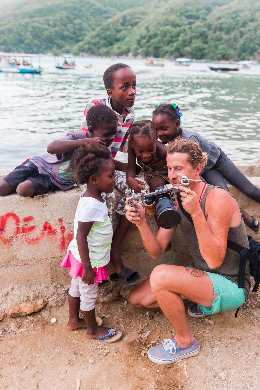 KIN Travel, Haiti Visit, Everyday Pursuits
