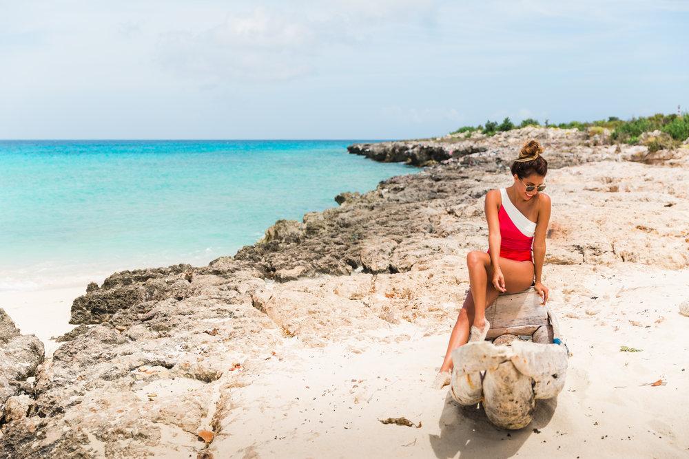 Everyday Pursuit Haiti in Summersalt Swim