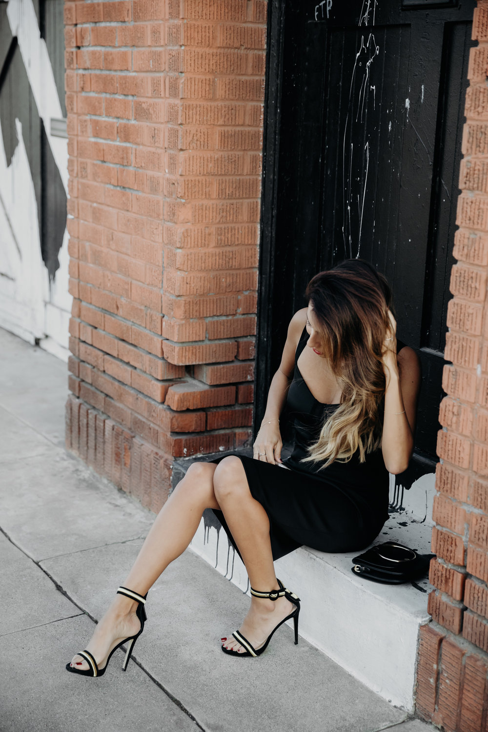 Bebe Heels - Ashley from Everyday Pursuits
