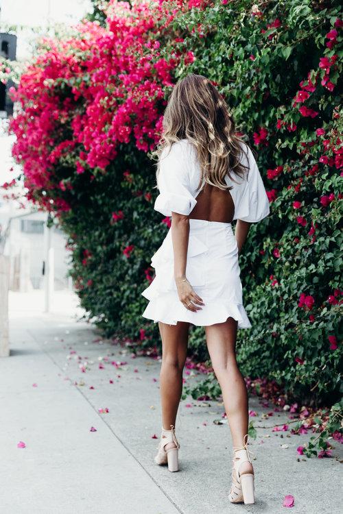 White Dresses Under $200 -
