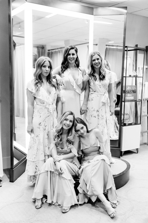 WAYF Bridesmaids Dresses
