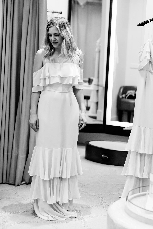 WAYF Bridesmaid Dress